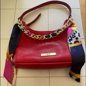 Liz Claiborne small red purse